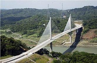 Centennial Bridge, Panama - Image: Centenario 1 (1)