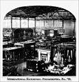 Centennial International Exhibition, Philadelphia Pennsylvania, 1876 - Exhibit Hall (5014444615).jpg