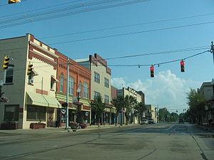 Orrville, Ohio - Central Orrville