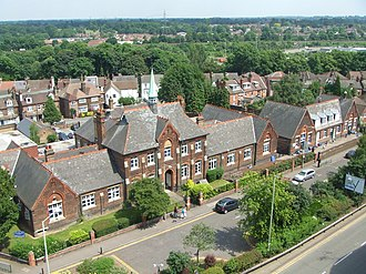Primary schools in Watford - Central Primary School