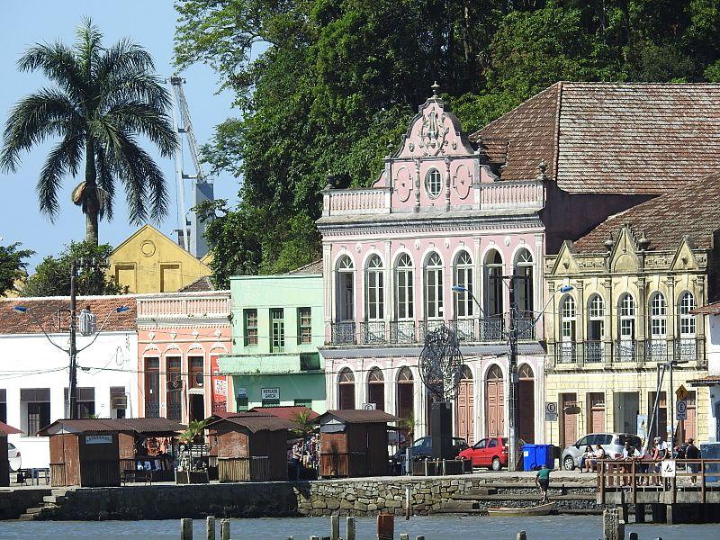 Centro Histórico São Francisco do Sul