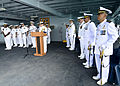 Ceremony aboard USS Frank Cable 141014-N-WZ747-167.jpg