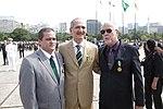 Cerimônia da Imposição da Medalha da Vitória e comemoração do Dia da Vitória, no Monumento Nacional aos Mortos da 2ª Guerra Mundial (26315225783).jpg