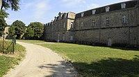 Château des Célestins vue de l'entrée principale.JPG