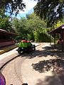 Chaparral Antique Cars attraction at Six Flags Over Texas.JPG