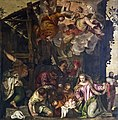 Chapel of our Lady of the Rosary of Santi Giovanni e Paolo (Venice) - Veronese, Adoration of the Shepherds (v.1558).jpg