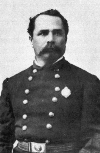 Charles Burnett Wilson - Image: Charles Burnett Wilson (marshal)