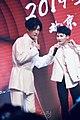 Charlie Zhou Shen and Elvis Wang, April 14, 2019 (2).jpg
