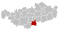 Chastre Brabant-Wallon Belgium Map.png