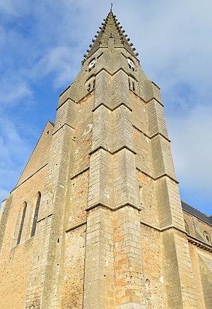 Châteaudun - Image: Chateaudun Église Saint Valérien (1)