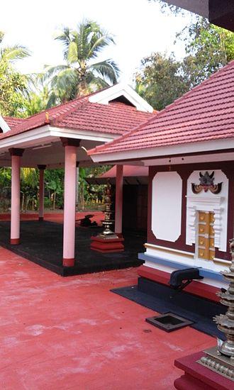 Chavakkad - Chavakkad Temple