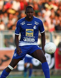 Cheick Diabaté, Machine Sazi vs Esteghlal, 23 August 2019 (cropped).jpg