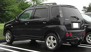 Chevrolet Cruze - 2001–2008 Chevrolet Cruze