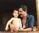 Chico Mendes with Sandino Mendes
