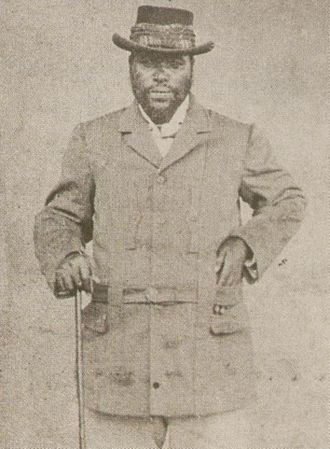 Pondoland - Chief Sigcau