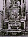 Chiesa di santa trinita, stampa di fine ottrocento con scalinata del buontalenti prima della rimozione.jpg