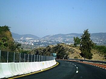 Chilpancingo - Desde la Autopista del Sol