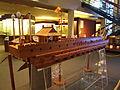Chinese paddle-wheel boat, Macau Maritime Museum.JPG