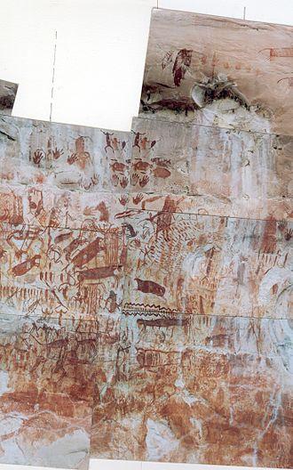 Chiribiquete National Park - Image: Chiribiquete AJ11calabazos