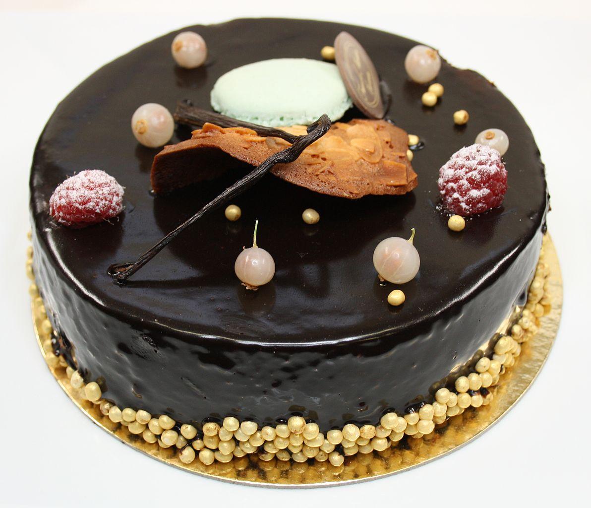 Mousse Cake Birthday Roehn