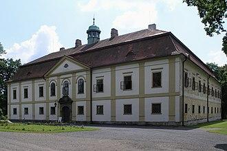 Chotěboř - Castle Chotěboř