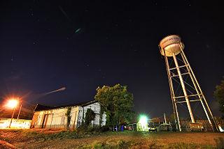 Junction City, Arkansas City in Arkansas, United States