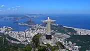 Christ on Corcovado mountain.JPG