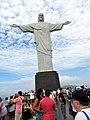 Christ the Redeemer (Cristo Redentor) - Rio de Janeiro, Brazil - Corcovado (5268904045).jpg