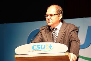 Christian Schmidt (politician) - Image: Christian Schmidt (CSU)1