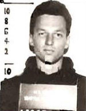 Christopher John Boyce - US Marshal Mugshot