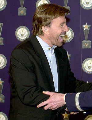 Chuck Norris award 2