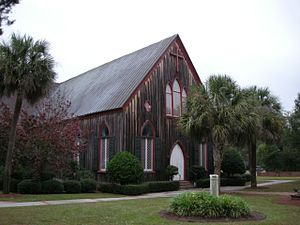 Bluffton, South Carolina - Church of the Cross