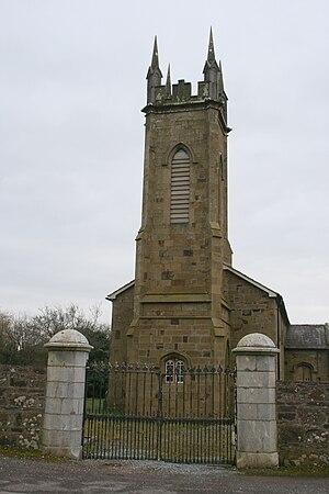 Watergrasshill - Church in Watergrasshill