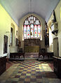 Church of St Christopher, Willingale, Essex, England - interior chancel from west.JPG