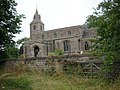 Church of St Margaret, Luddington in the Brook - geograph.org.uk - 230164.jpg