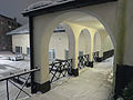 Church of the Holy Trinity in Lahti, arches 01.jpg