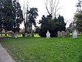 Churchyard at St Nicholas, Harpenden - geograph.org.uk - 373445.jpg