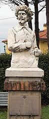 statue of Ludovico Cardi