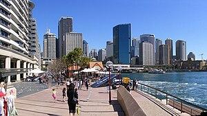 Sydney Cove - Sydney Cove, Circular Quay