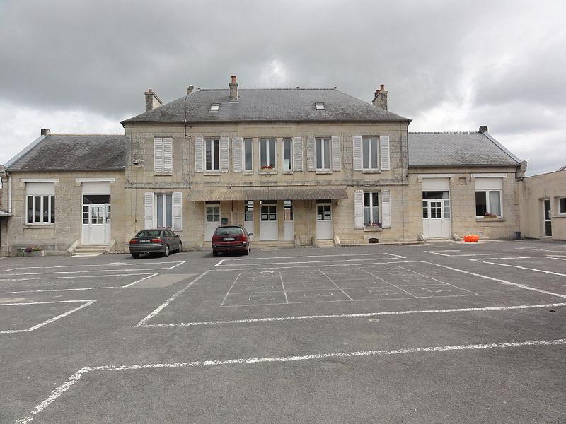 Ciry-Salsogne (Aisne) école