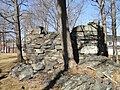 Cistern ruins - Asa Waters Mansion - Millbury, MA - DSC04598.JPG