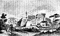 Citadel at Athens from Jacob Abbott book Xerxes 1850.jpg