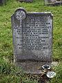 City of London Cemetery and Crematorium - Southcott and Pickering gravestone.jpg