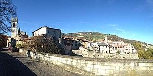 Civitella di Romagna - Image: Civitella di Romagna