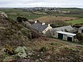 Clegyr Boia farms and St David's - geograph.org.uk - 738561.jpg