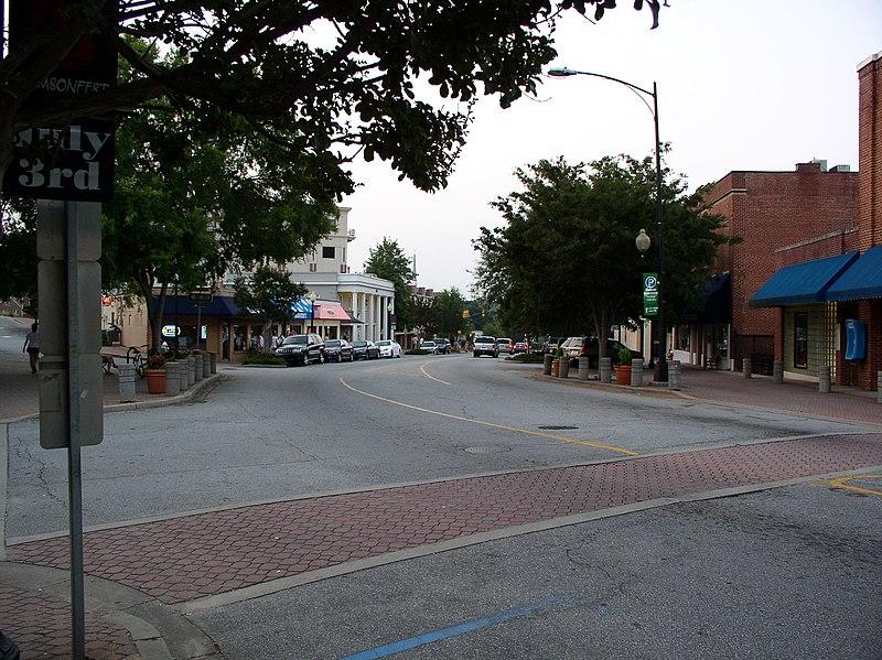 File:Clemson downtown.jpg