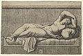 Cleopatra lying partly naked on a bed MET DP854057.jpg