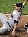 Cleveland Indians center fielder Grady Sizemore (24) (5939302244) (cropped1).jpg