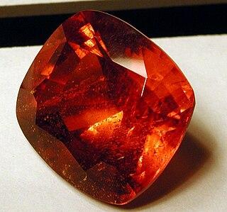 nesosilicate mineral