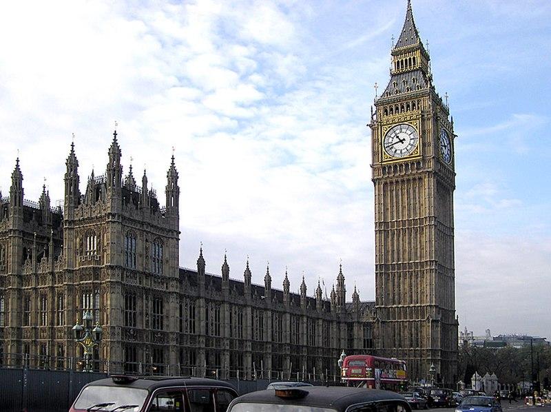 Big Ben (año 1858)